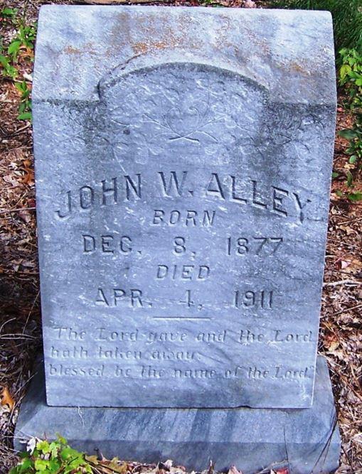 John P Alley