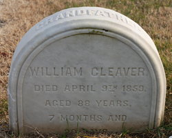 William Thomas Cleaver