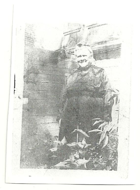 Gertrude Meyer