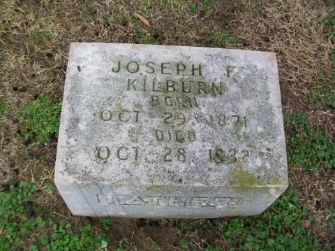 Lewis Joseph Kilbourn