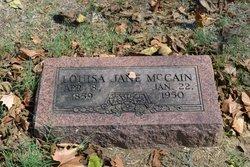 Georgiana Louisa McCain