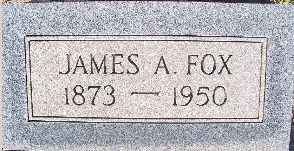 James Carroll Fox
