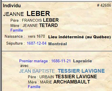 Jeanne Leber