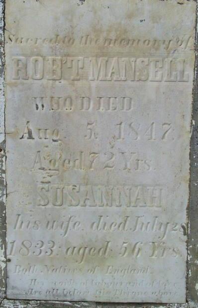 Robert Leighton Mansell