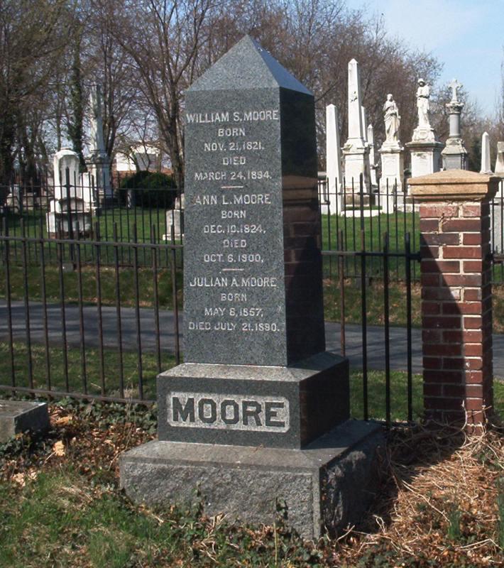 Archer M Moore
