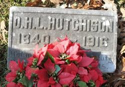 H D Hutchinson