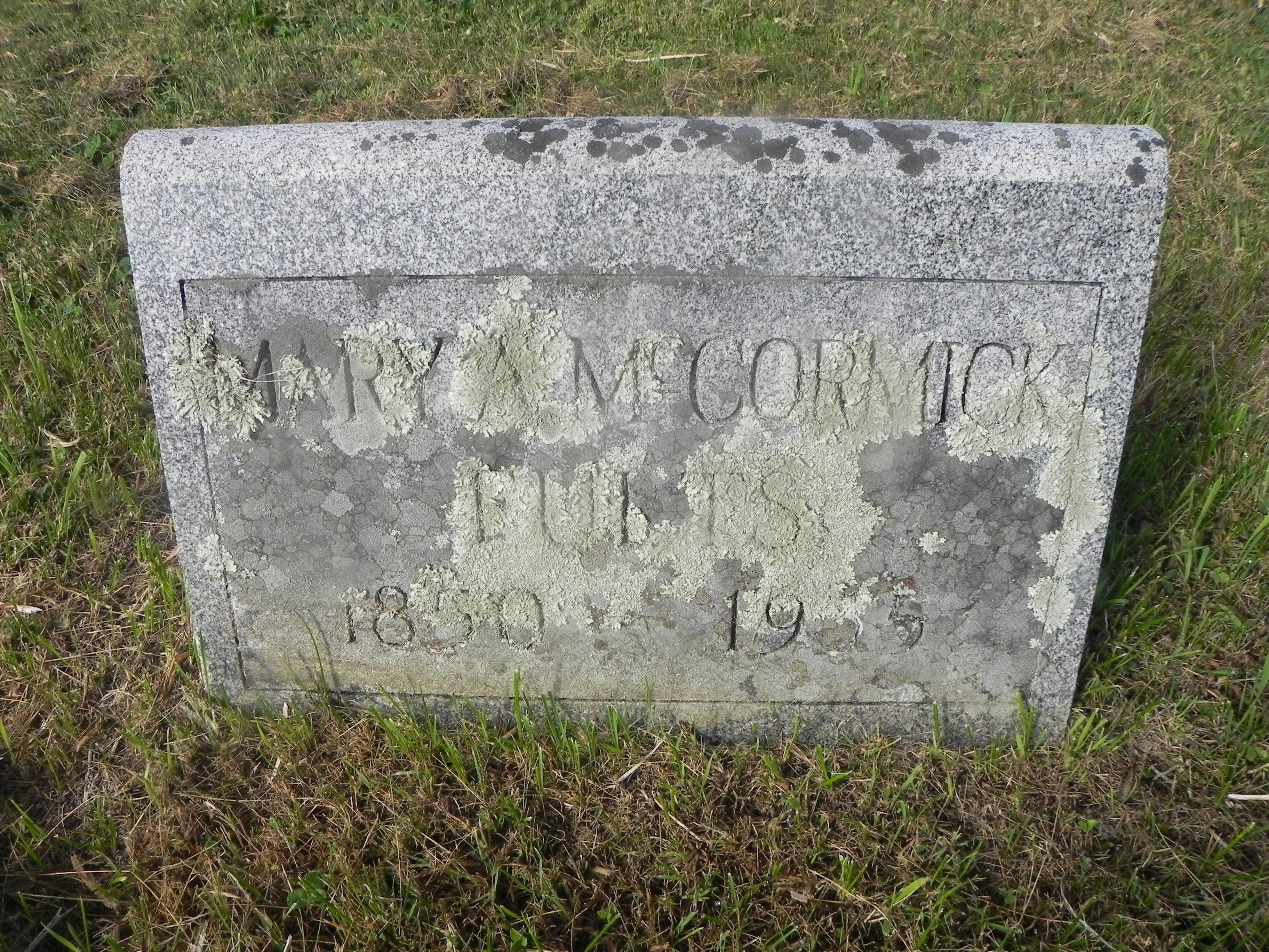 Ann McCormick