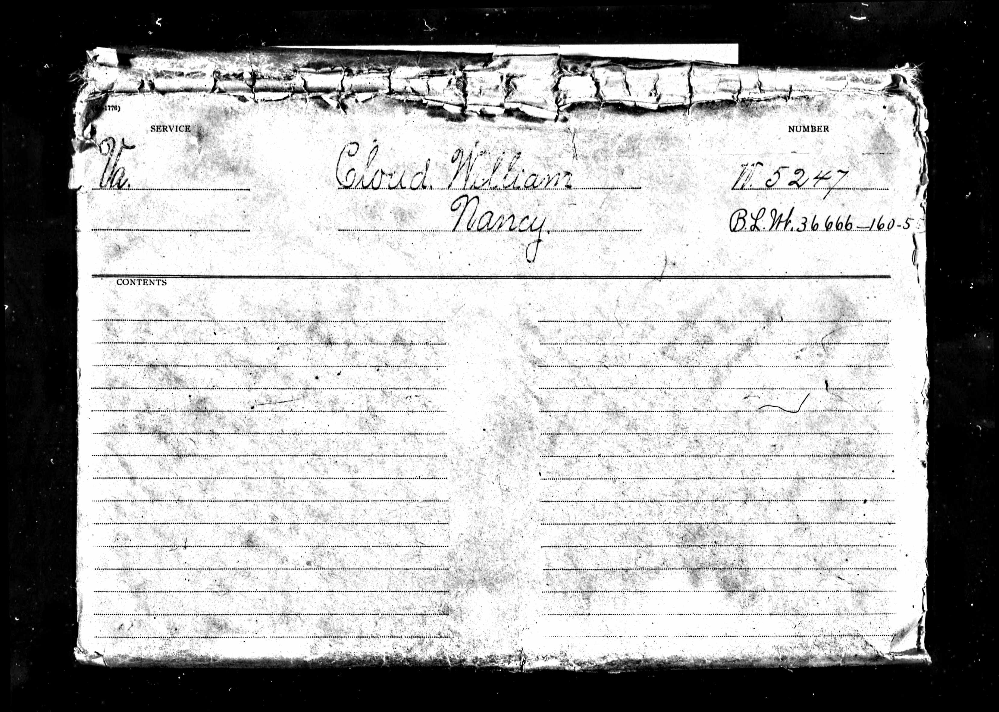 William Cloud