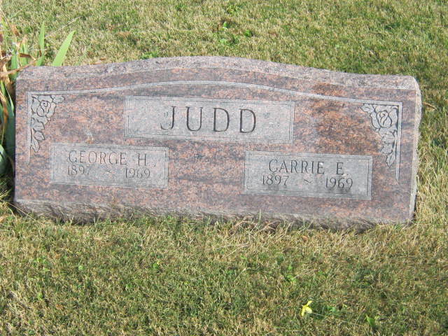 George Stanley Judd