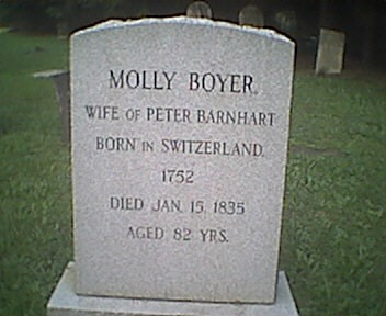 Martha R Boyer