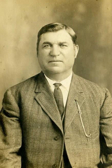 John George Bender