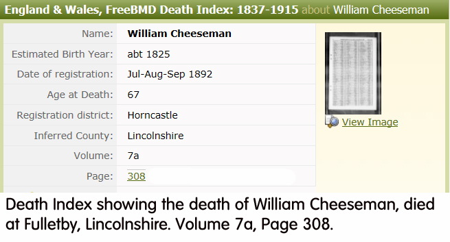 William Cheeseman
