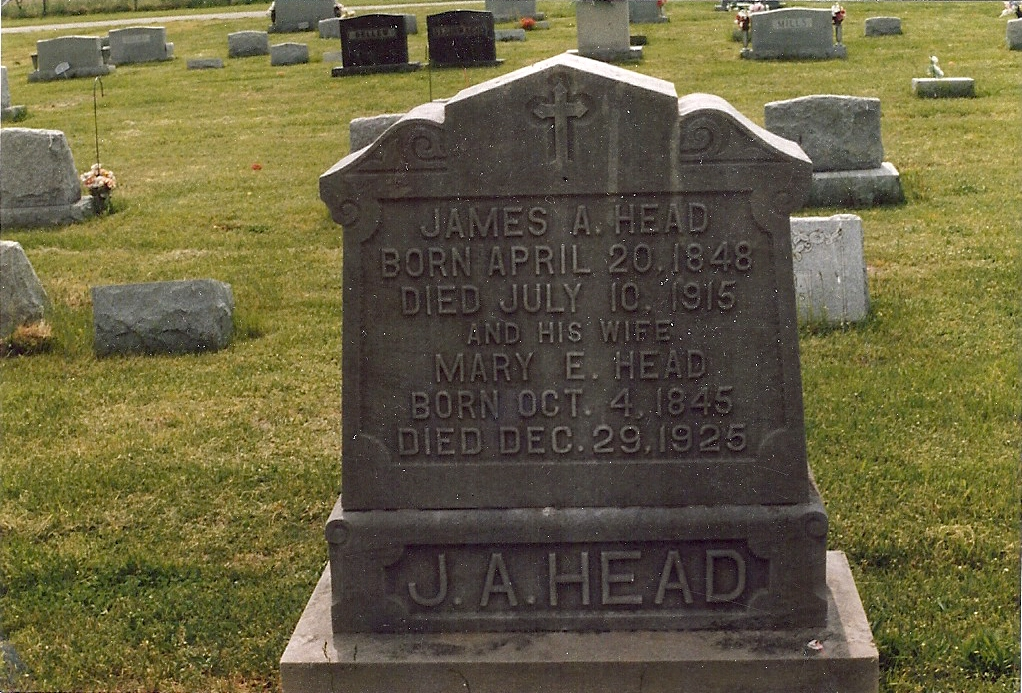 James F Head
