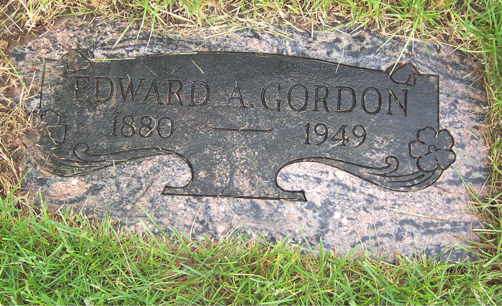 Edward A Gordon