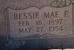 Bessie May Ferguson