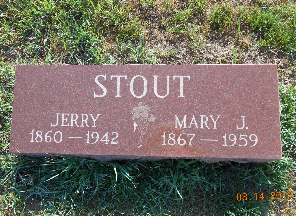 Jerry Lee Stout