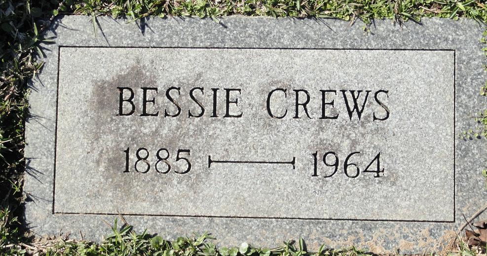Bessie E Comer