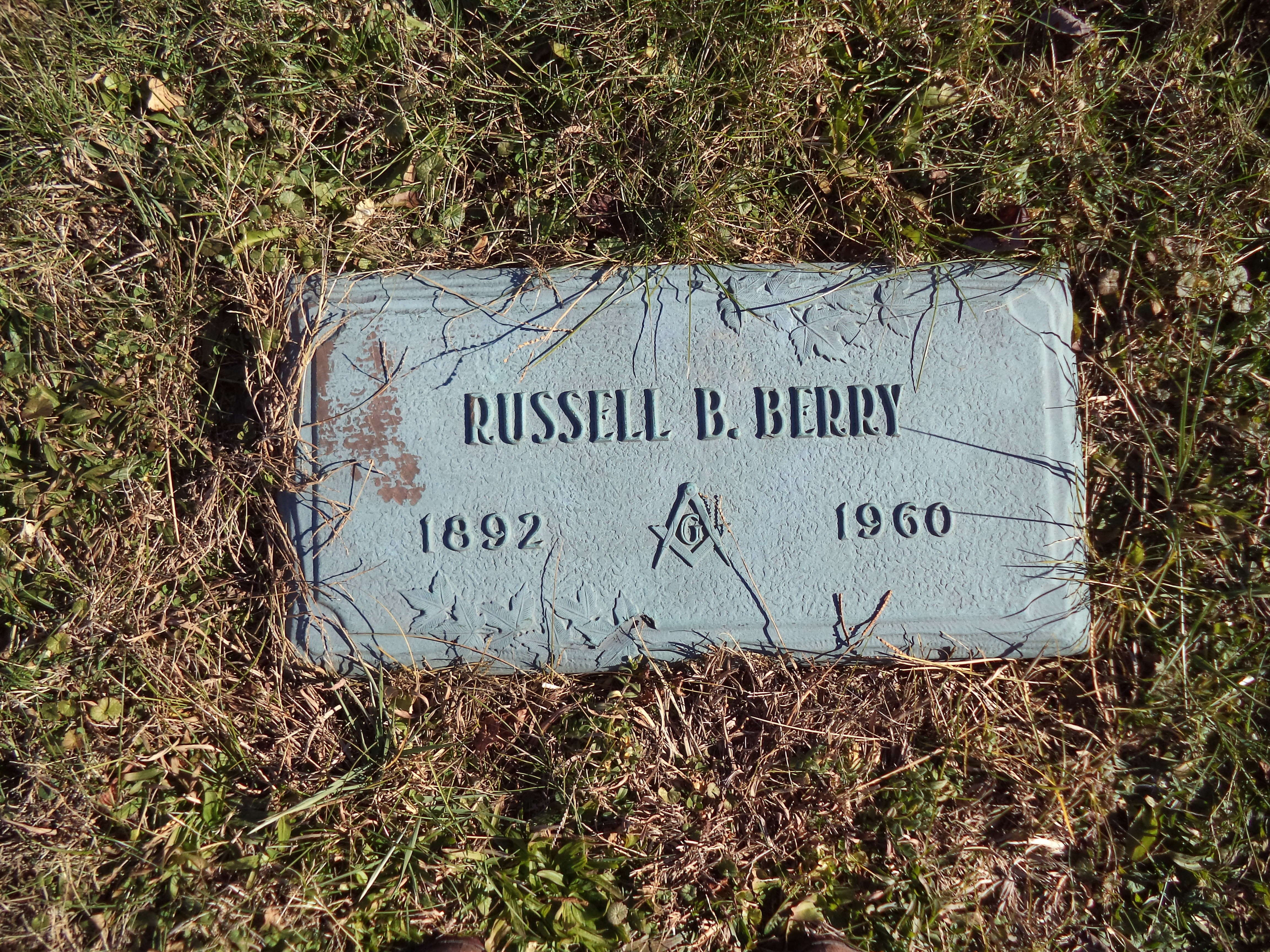 Russell Marcine Berry