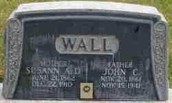 John Clifford Wall