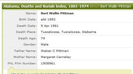 Bert Pittman