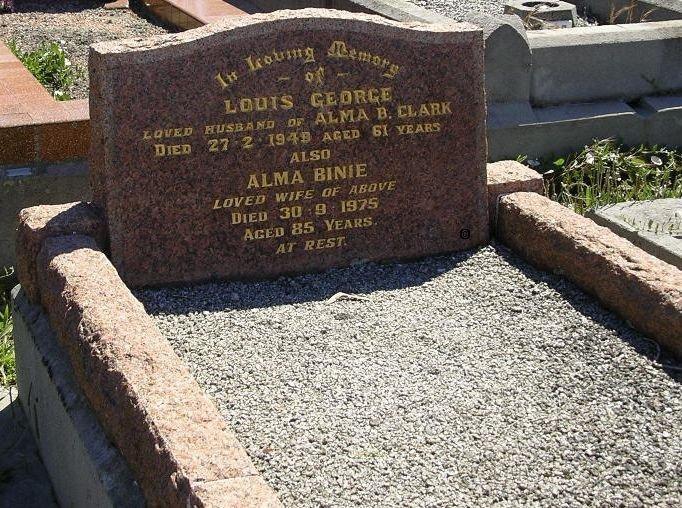 George Edward Clark