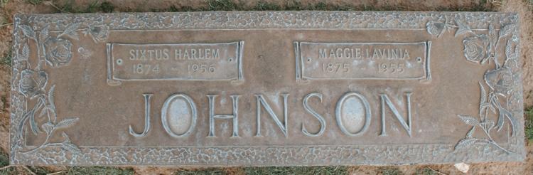 Sixtus Harlem Johnson