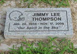 Jimmy Lee Thompson