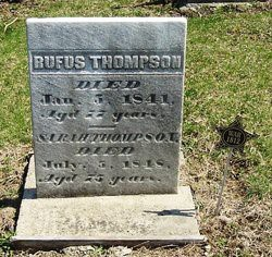 Rufus Thompson