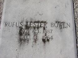 Lester Eugene Bowen