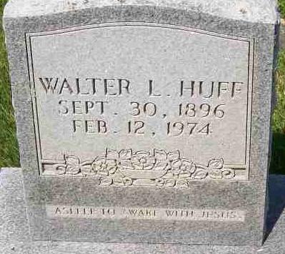 Lee Huff