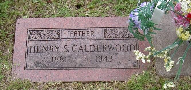 Henry Mason Calderwood