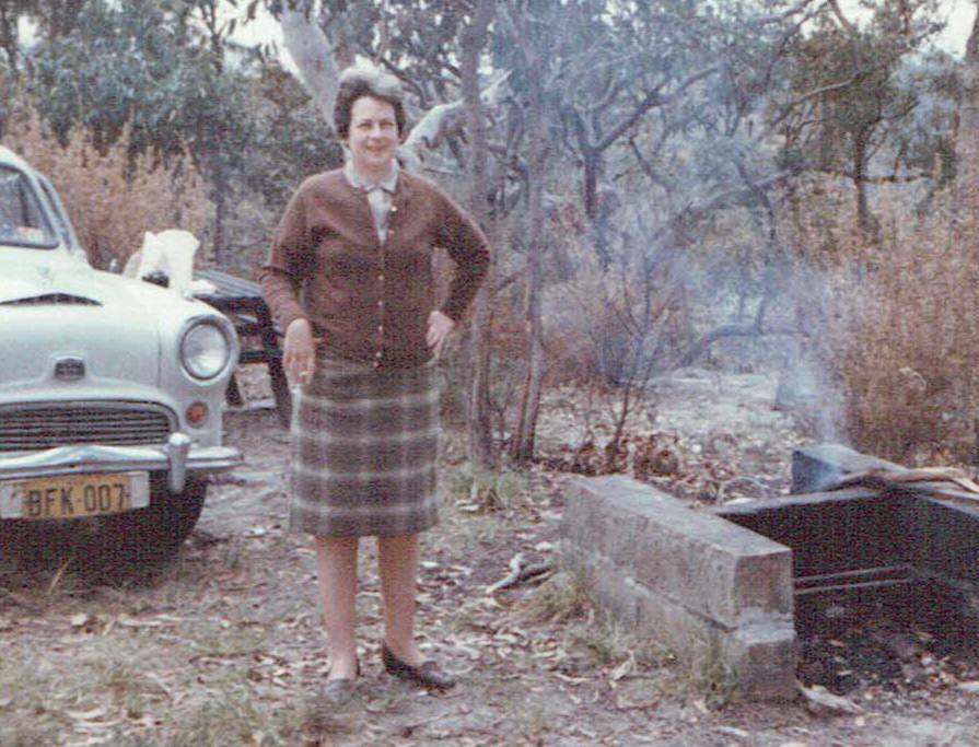 Betty Ruth Williams