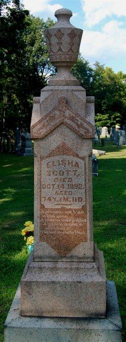 Elisha H Scott