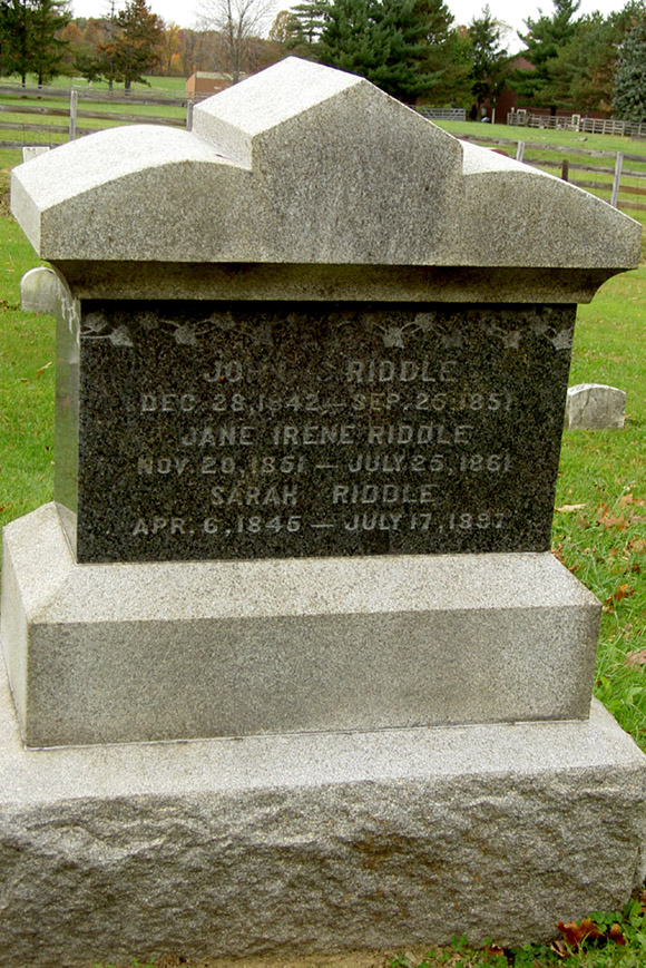 Jane Riddle