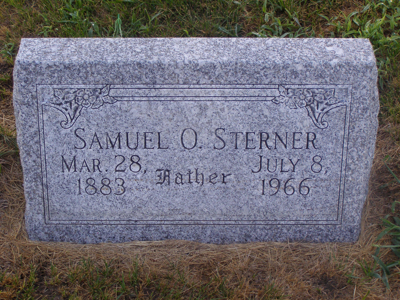 Sam Sterner