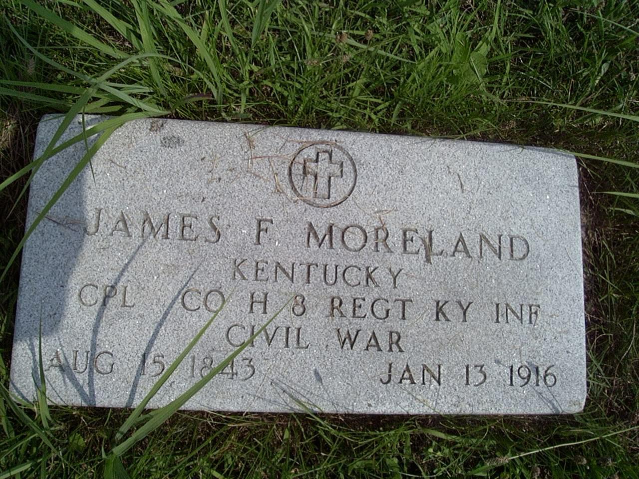 James Francis Moreland