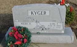 Earl Raplh Kyger