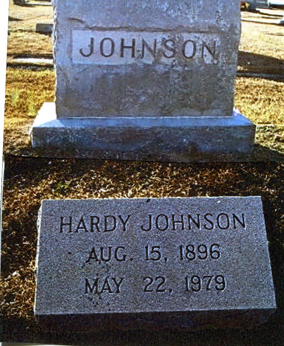 Hardy Johnson
