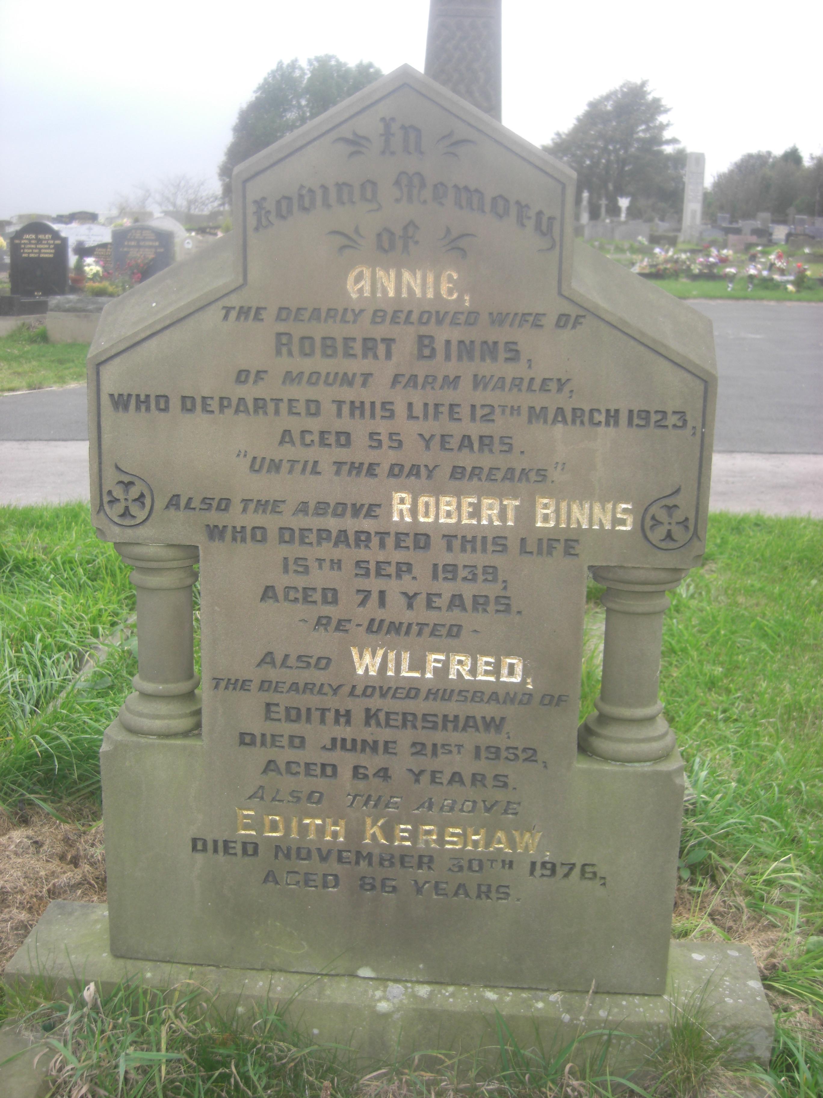 Annie Radcliffe