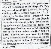 Gideon Walter