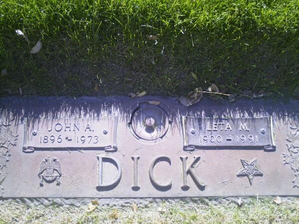 John Abraham Dick