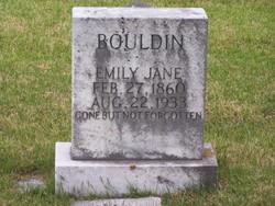 Sudie Jane Bouldin