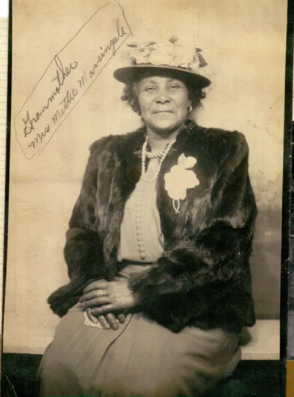 Pearl McNair