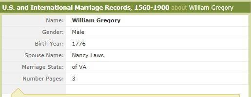 William W Gregory