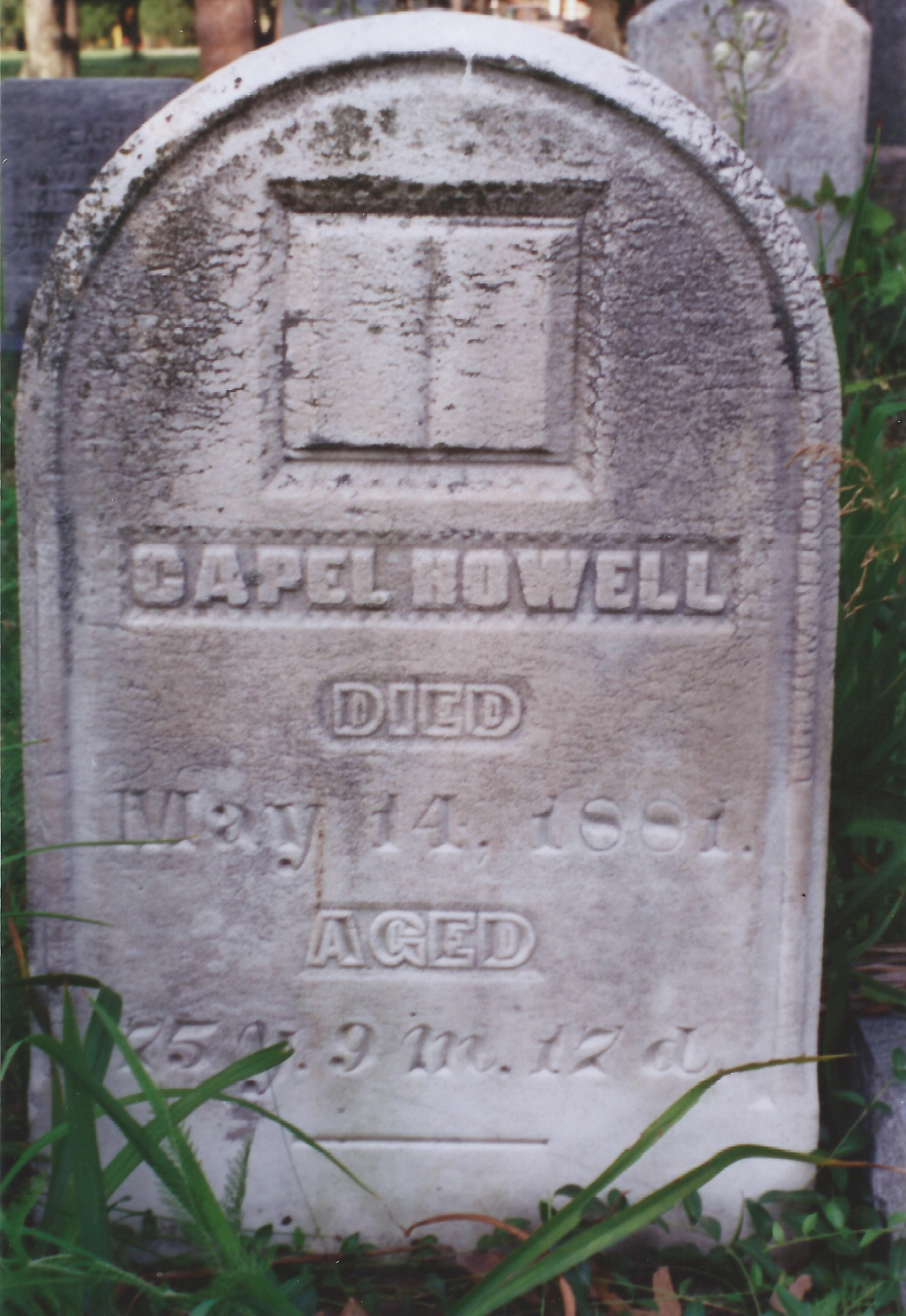 Capel Howell