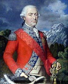 Josef Anton Von Bertrab