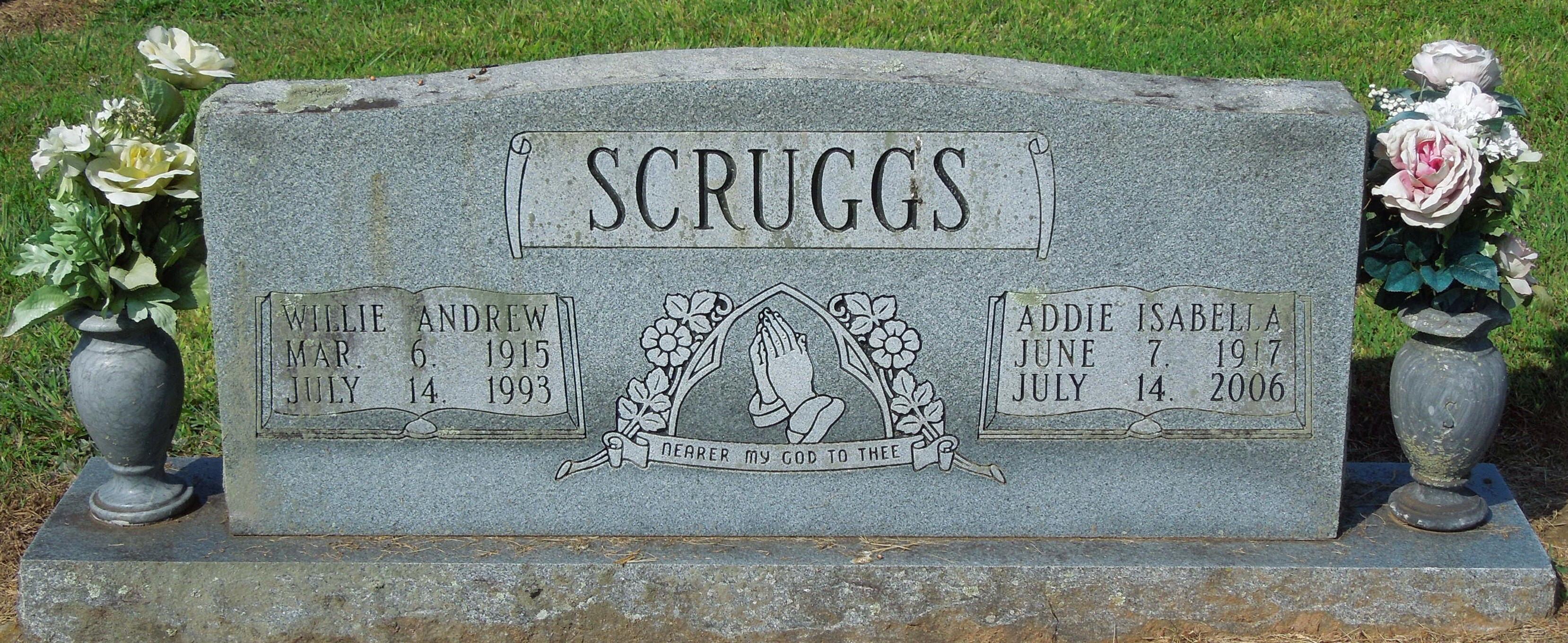 Andrew Jackson Scruggs