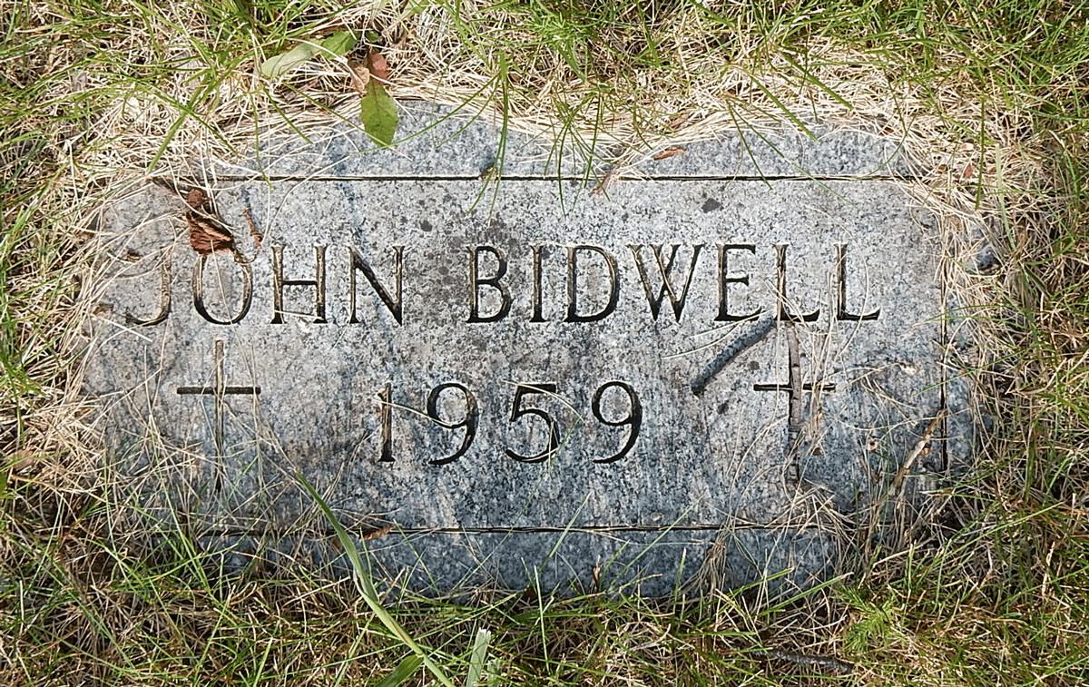 John Nelson Bidwell