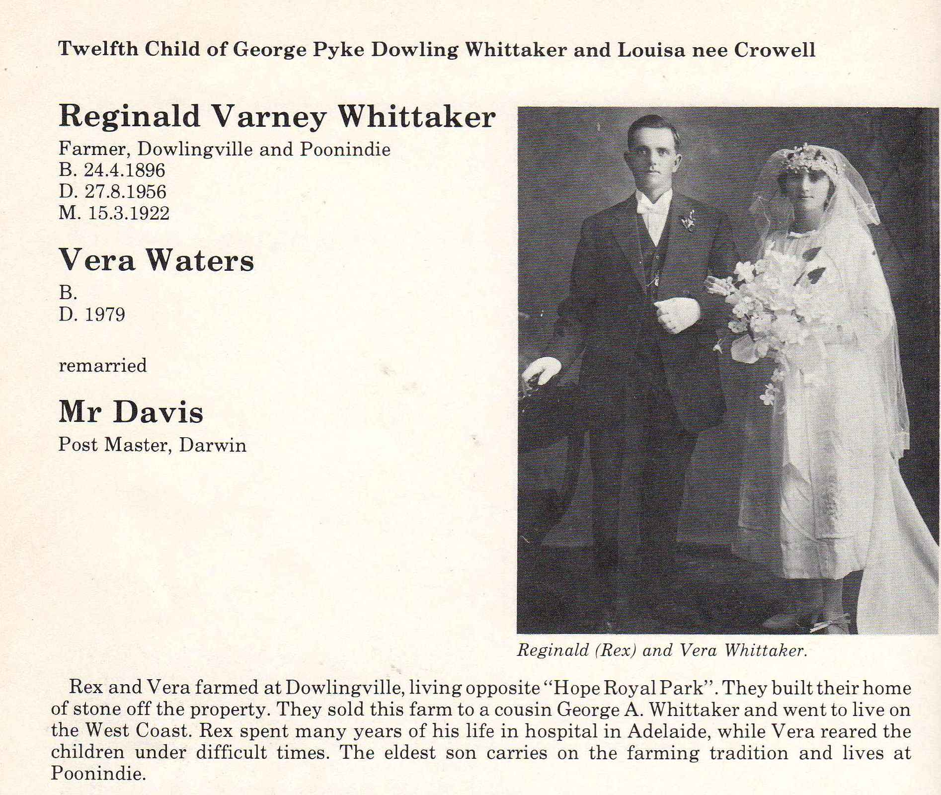 Vera Waters