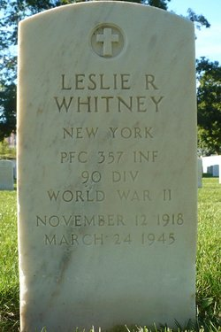 Leslie Albert Whitney